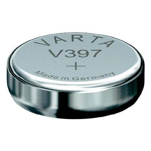 VARTA Pile bouton 397, Varta V397, SR59, SR726SW, 30mAh