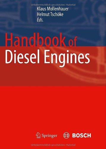 Handbook of Diesel Engines