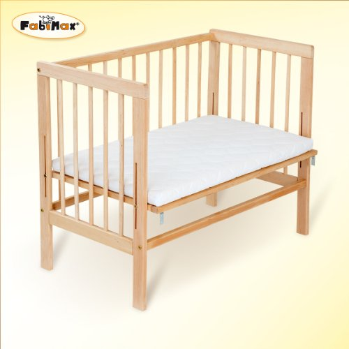 paringda fabimax lit cododo babymax basic avec matelas silver. Black Bedroom Furniture Sets. Home Design Ideas