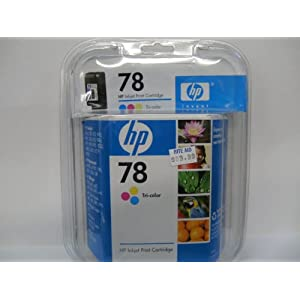 HP 78 Printer cartridge Inkjet