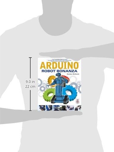 Arduino robot bonanza electronics components automation