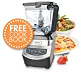 Ninja Kitchen System 1100 - Model NJ602 with Free Cookbook