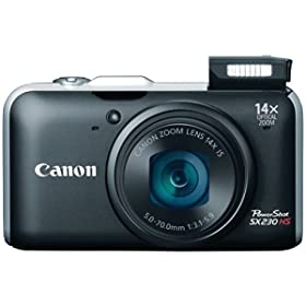 Digital Camera  Canon PowerShot SX230HS
