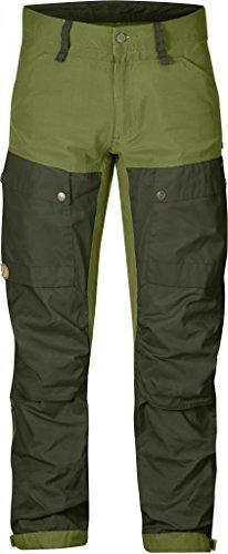 keb-fjallraven-m-56-pantalones-largos-oliva-tecnicos-mens-durable-g-1000-trekking-pantalones