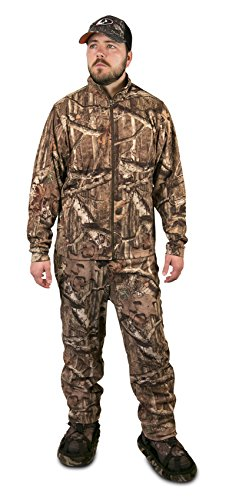 Sneek EZ Sneek Scrubs – Sound & Scent Eliminating Camo Hunting Gear For Over Your Clothing