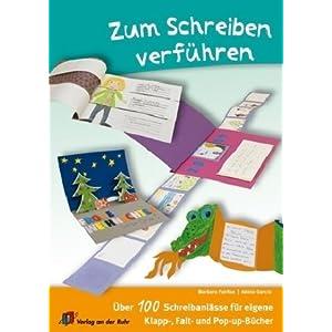 eBook Cover für  Zum Schreiben verf xFC hren 220 ber 100 Schreibanl xE4 sse f xFC r eigene Klapp Falt und Pop up B xFC cher