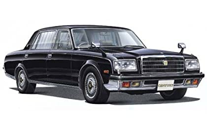 1/24 ザ・ベストカー/GT No64 トヨタセンチュリーVG45型