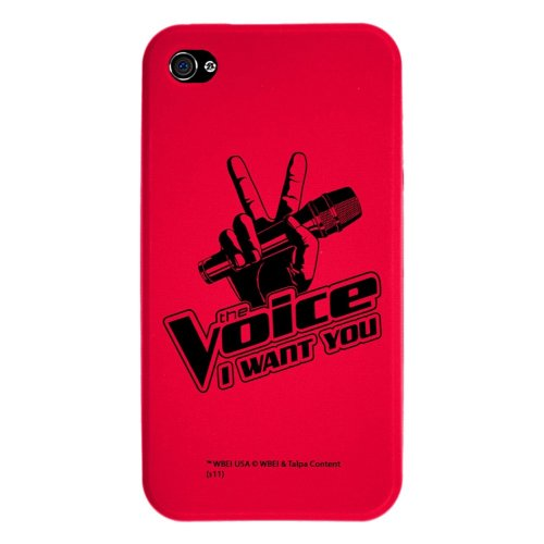 The Voice Logo 4G iPhone Cover