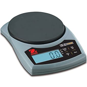 Ohaus ABS Hand-Held Portable Electronic Scale, 0 - 60g x 0.1g/60 - 120g x 0.2g