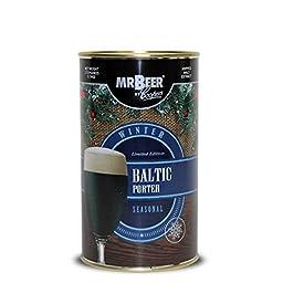Mr. Beer Baltic Porter 2015 Winter Seasonal Homebrewing Beer Refill Kit