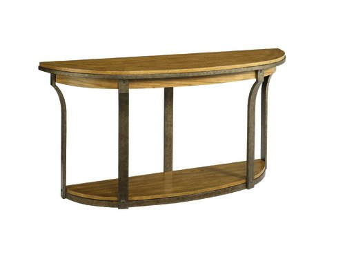Cheap Hammary Vero Crescent Console Table (041-926)