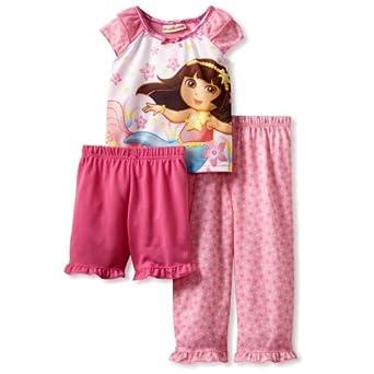 Dora Pajamas Book Covers