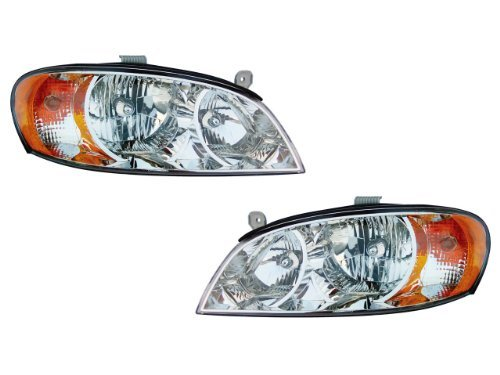 kia-spectra-early-design-new-chrome-replacement-headlights-set-by-headlights-depot