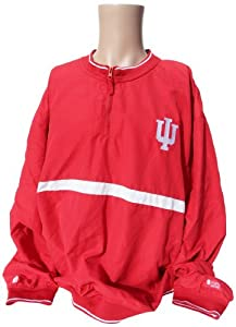 NCAA Indiana Hoosiers Wind Jacket by Donegal Bay