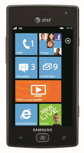 Samsung Focus Flash I677 8GB Unlocked GSM Phone