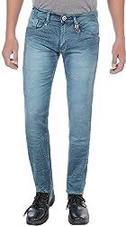 Frenzy Mart Slim Fit Denim Jeans (28)