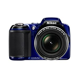 Nikon COOLPIX L810 16.1 MP Digital Camera