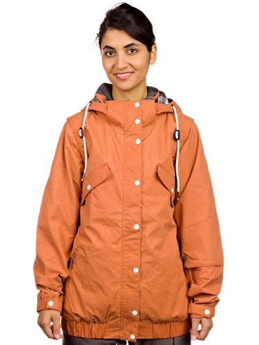 Damen Snowboard Jacke Rhythm Lumber Jacket