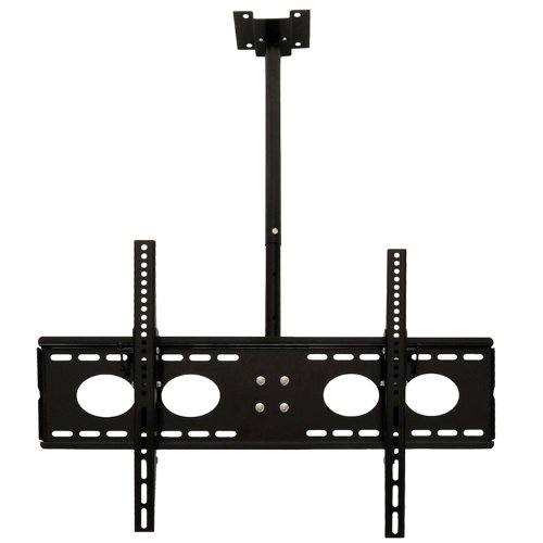 """Mount Factory - Swiveling Television Ceiling Mount For 42"""" - 65"""" Tvs"""