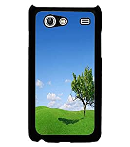 PRINTSWAG SCENERY Designer Back Cover Case for SAMSUNG GALAXY S ADVANCE