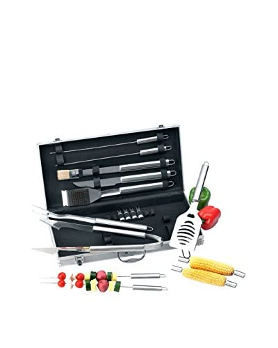 King of the Grill 19 Piece BBQ Set