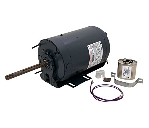 Condenser Fan Motor Single Phase - Resilient Base 1.5 Hp, 1075 Rpm, 208-230/460 Volts Ao Smith # Fb1