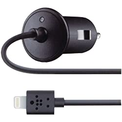 Belkin Car Charger with Lightning Connector for iPhone 5, 5S and 5c