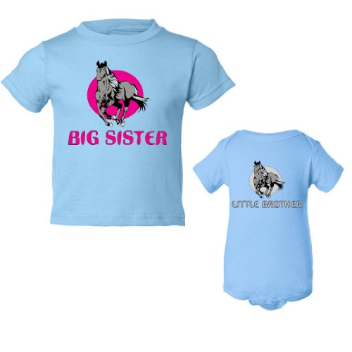 Big Sister Little Brother T Shirts