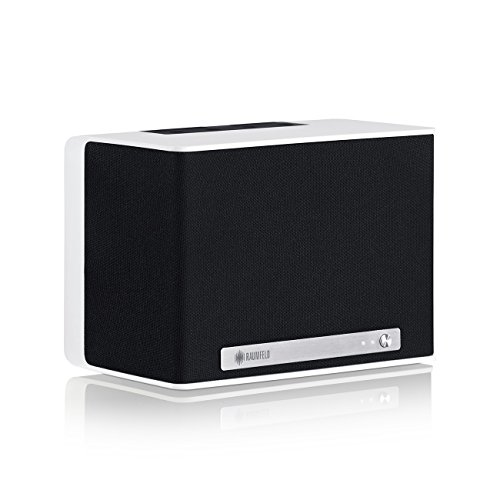 Read About Raumfeld One S Wireless Streaming Speaker (White)
