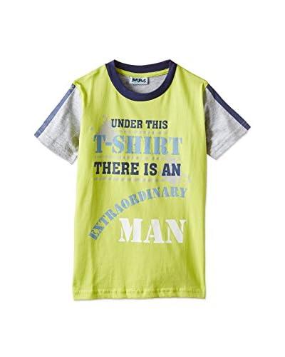 Bimbus T-Shirt Manica Corta [Giallo]