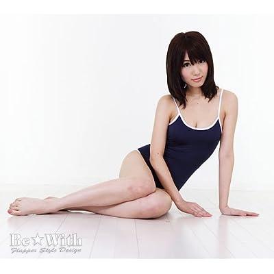 スクール水着 紺×白 スク水 コスプレ