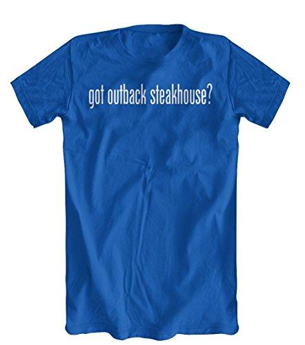 got-outback-steakhouse-t-shirt-mens-royal-blue-large