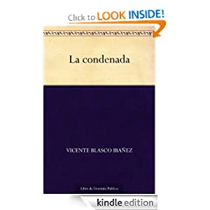 La condenada (Spanish Edition)