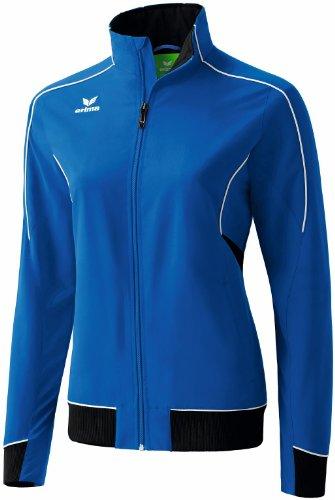 veste-de-presentation-gold-medal-femme-42-bleu-bleu-roi-noir-blanc