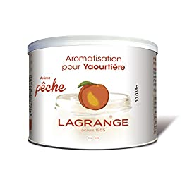 Aromatisation pour yaourtière pêche 380040