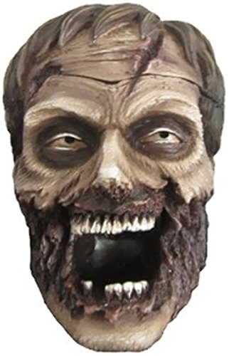 Smokin' Dead Zombie Ashtray - Great for Gummy Worms Too