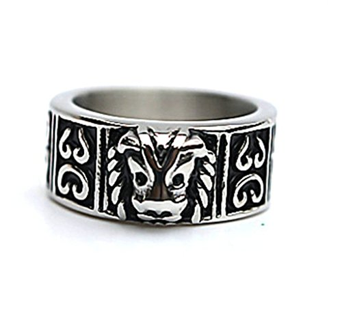 mens-stainless-steel-finger-rings-vintage-king-style-lion-head-silver-black-75mm-size-t-1-2