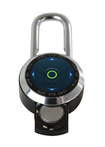 Master-Lock-Digitales-Vorhngeschloss-eOne-mit-elektronischer-Zahlen-oder-Buchstabenkombination-fr-Spinde-Verwendung-in-Innenrumen
