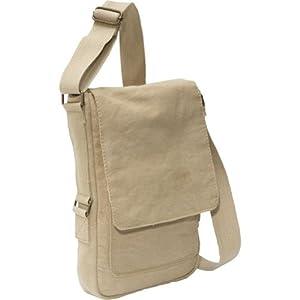 Rothco Vintage Canvas iPad Bag (Khaki)