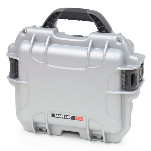 nanuk-905-hard-case-with-cubed-foam-silver