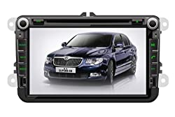 See AupTech 2005-2010 SKODA OCTAVIA III DVD Player Android System GPS Navigation Radio Stereo Video 2-Din HD Screen With Bluetooth,Wifi,3G,Build in Analog TV and Steering Wheel Control Details