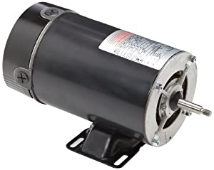 Regal beloit bn35v1 1 5 horsepower 230 volt for Above ground pool pump motor replacement