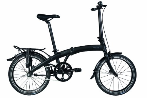 Dahon Mu Uno Folding Bike, Shadow