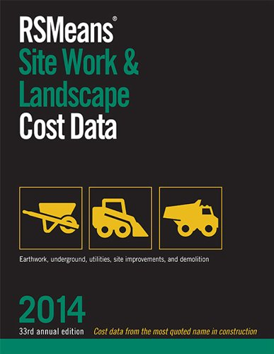 RS Means Site Work & Landscape Cost Data 2014 - RS Means - RS-SiteWork - ISBN: 194023817X - ISBN-13: 9781940238173