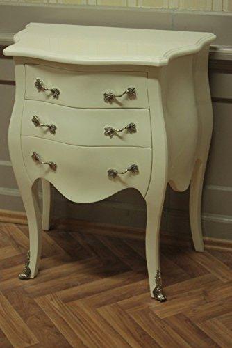 De estilo barroco y cómoda de estilo envejecido shabby chic AlKm1023SbCrSi-A