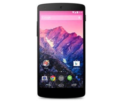 Google Nexus 5 D821 (32GB, Black) at amazon