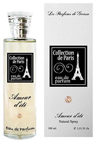 Eau de Parfum Creations Eleven Paris Amour d'Eté bambù 100 ml
