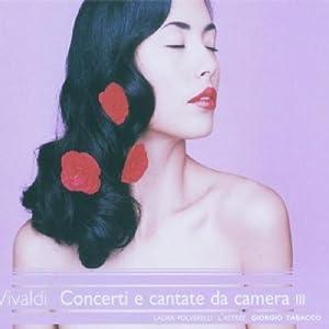 Concerti E Cantate Da Camera I
