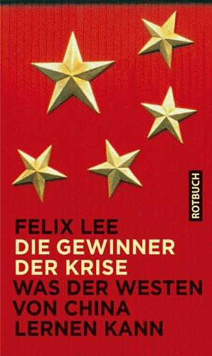 Titelseite Felix Lee