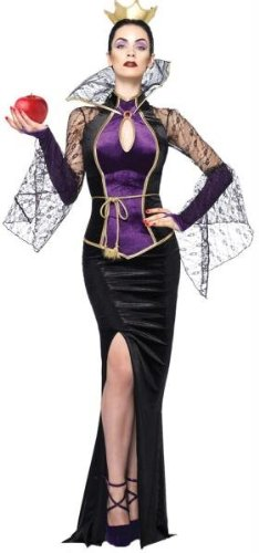 Costumes for all Occasions UADP85060LG Evil Queen Adult Lg